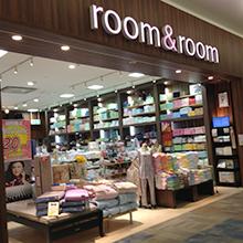 room&room モラージュ菖蒲店