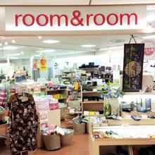 room&room フレルさぎ沼店